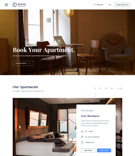 Lustay - Your Apartment