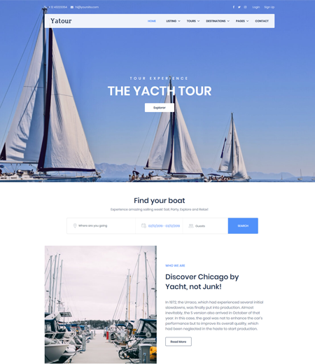 Yatour - Tour Agency
